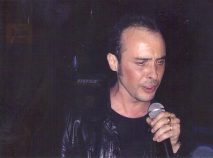 Fabrice Doussang Chanteur cours de chant Bordeaux Gironde Pessac