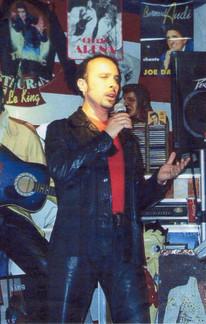 Fabrice Doussang Chanteur cours de chant Bordeaux Gironde Nouvelle Aquitaine