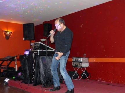 Fabrice Doussang Chanteur cours de chant Bordeaux Gironde