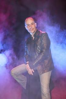 Fabrice Doussang chanteur Bordeaux Gironde.