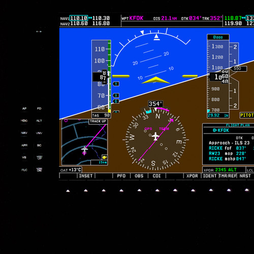 G1000 Flight Simulator Hardware Products