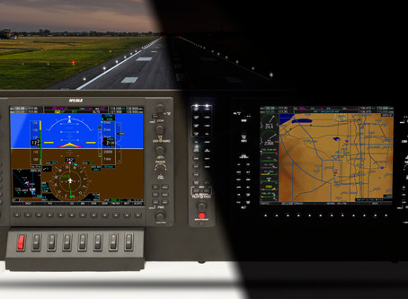 Newly redesigned NFS G1000