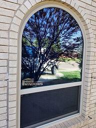 Single Hung Window by HMR Windows
