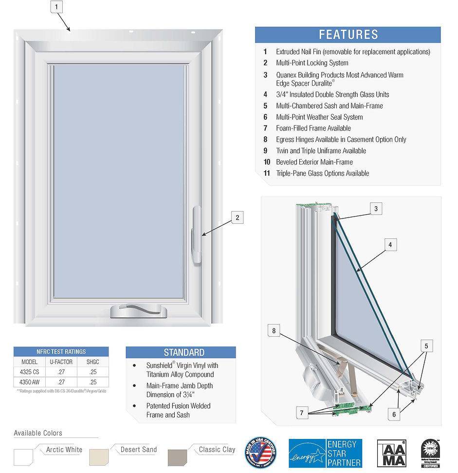 Casement Windows by HMR Windows