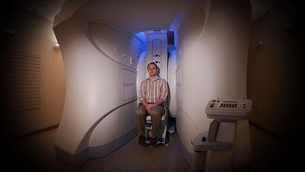 Weight-bearing Upright MRI Reveals Pressure Pain