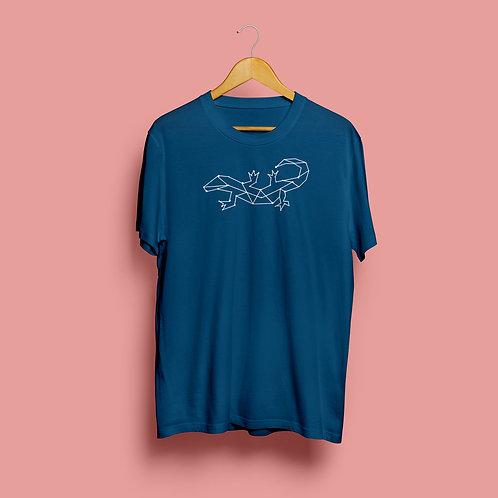 Camiseta Constelação Lagarto