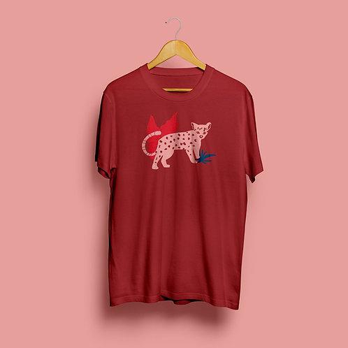 Camiseta Gato do Mato