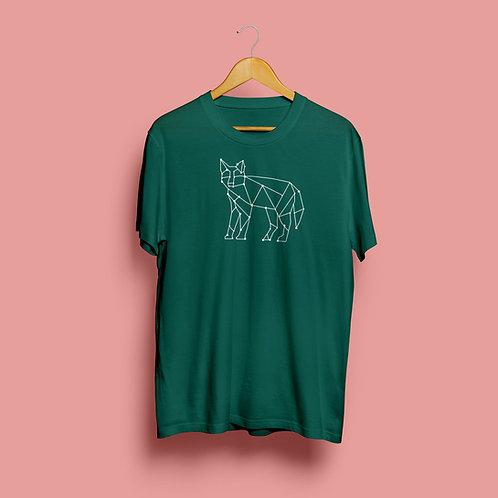 Camiseta Constelação Raposa
