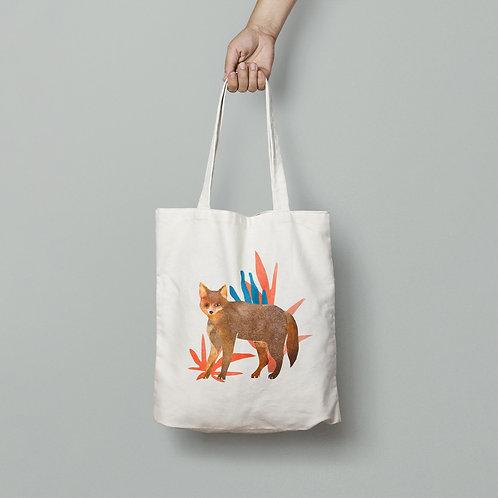 Ecobag Raposa