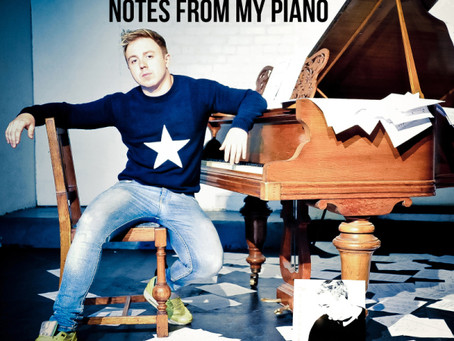 Bass Interview: John Galea – 'Notes From My Piano' Tour