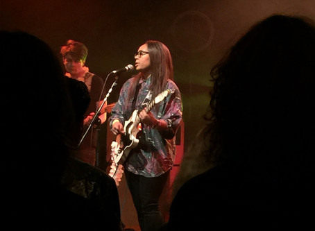 Treble Review: Taylor Barker 'Live and Lyrical' Performance