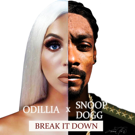 Treble Review: Odillia X Snoop Dogg 'Break It Down' Single