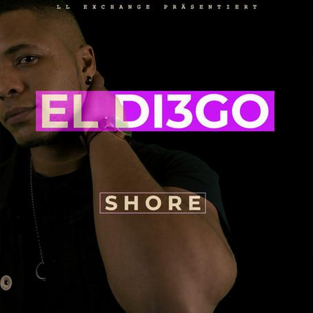 Treble Review: El Di3go 'Shore' Single Release