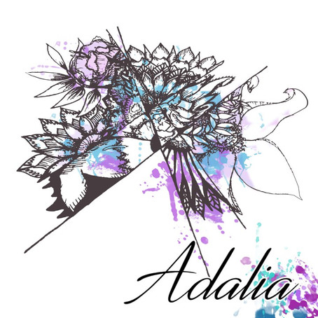 Treble Review: Adalia-Stray Hearts EP