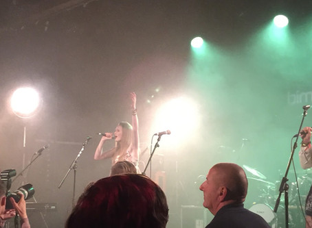 Treble Review: Liza Marie 'Live And Lyrical' Perfomance