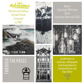 Through the Press Editions Gallery 19th June - 24th July