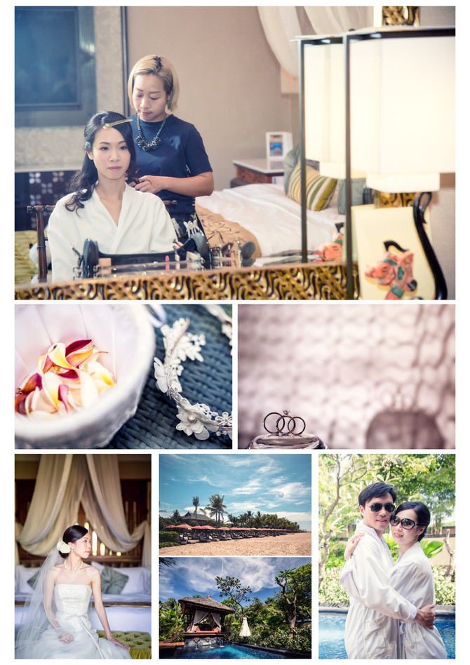 Mandy and Jimmi Bali Wedding
