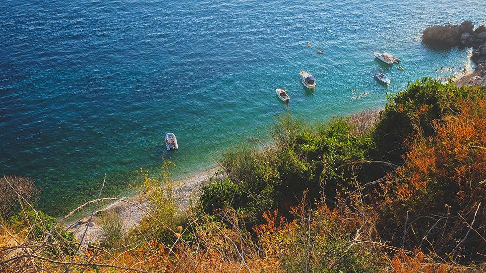 Turquoise, Croatia