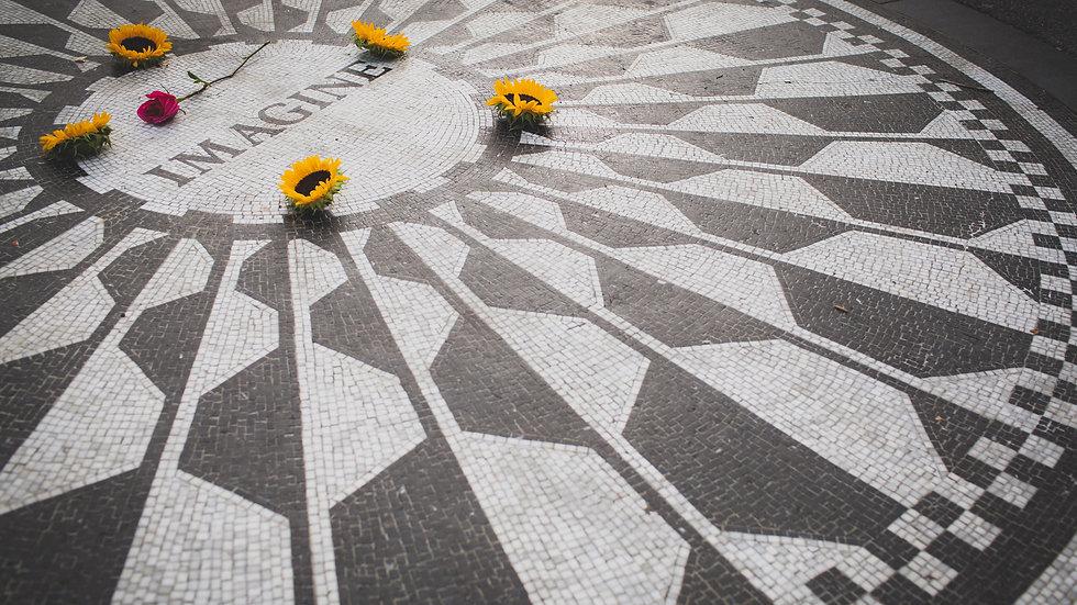 Imagine, New York City