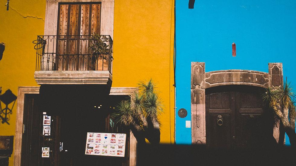 Colours, San Miguel De Allende