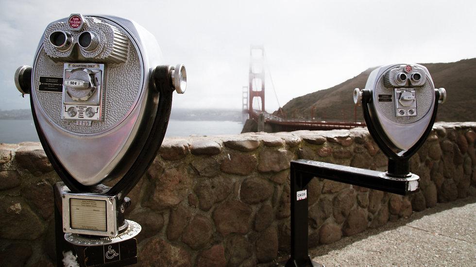 Binoculars, San Fransisco