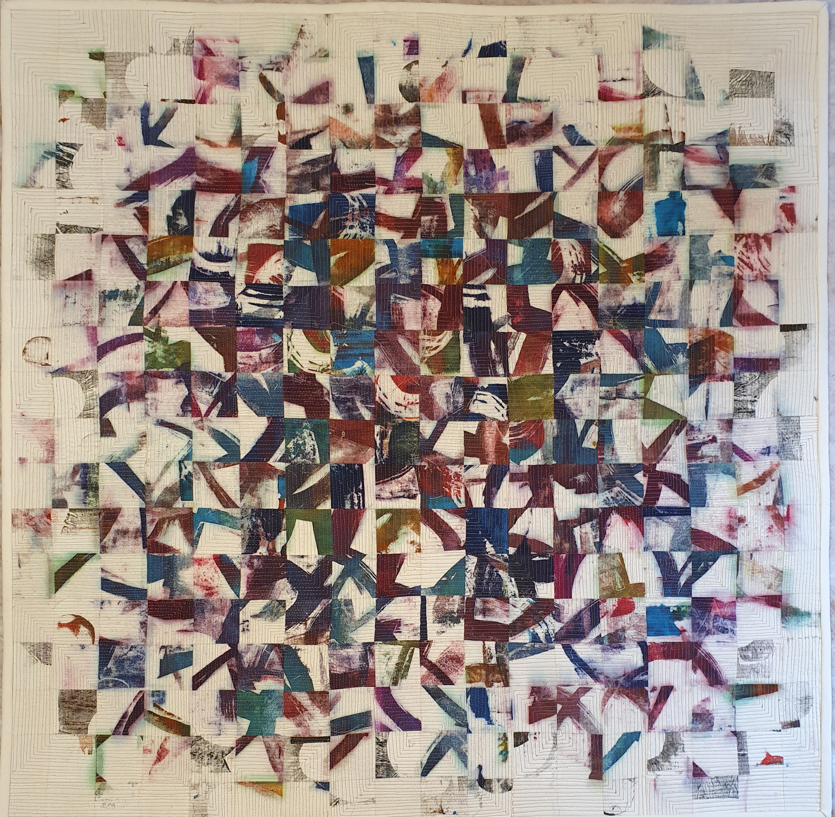 "Personal Viewpoints, 30"" x 30"""