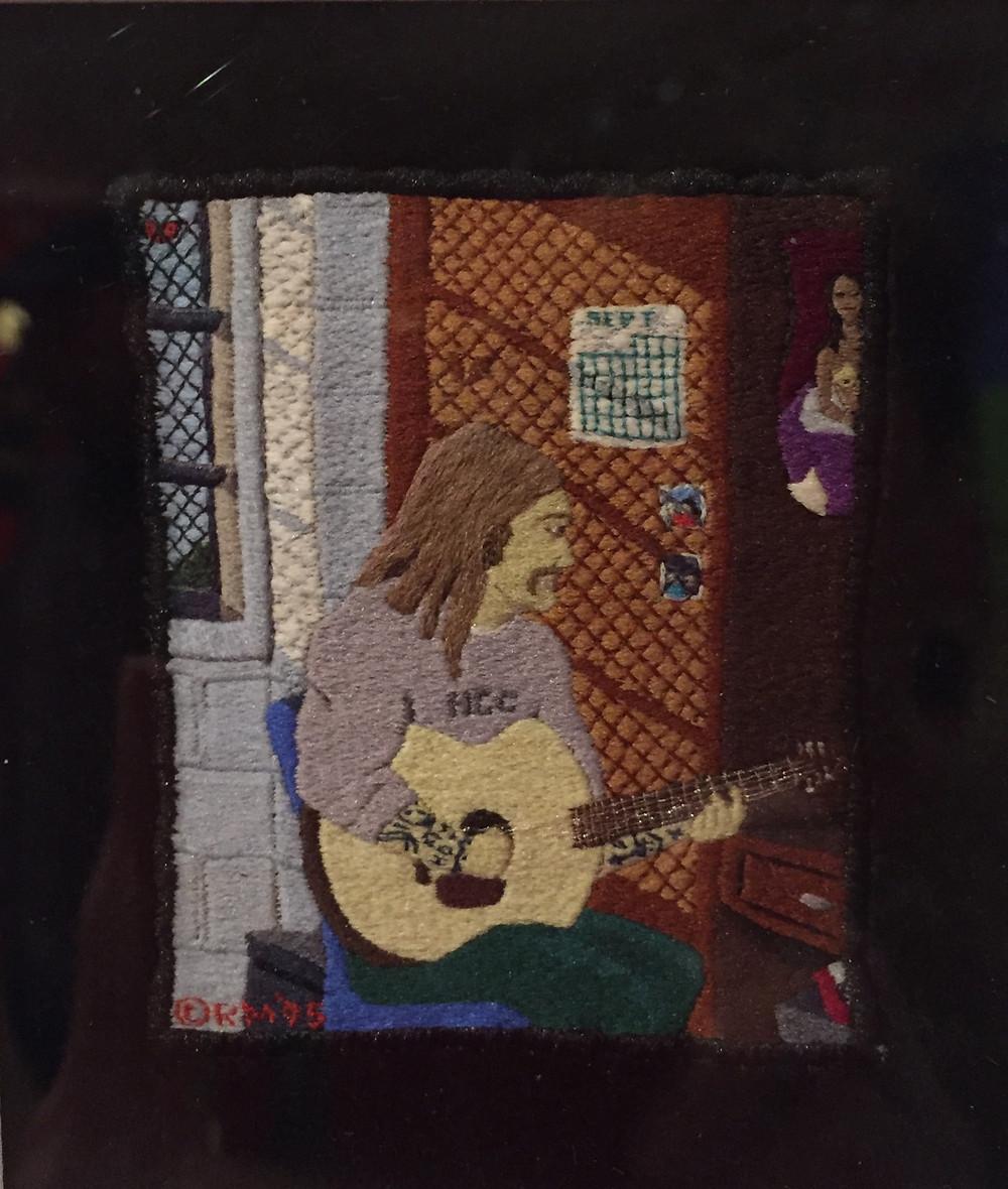 Prison Musician