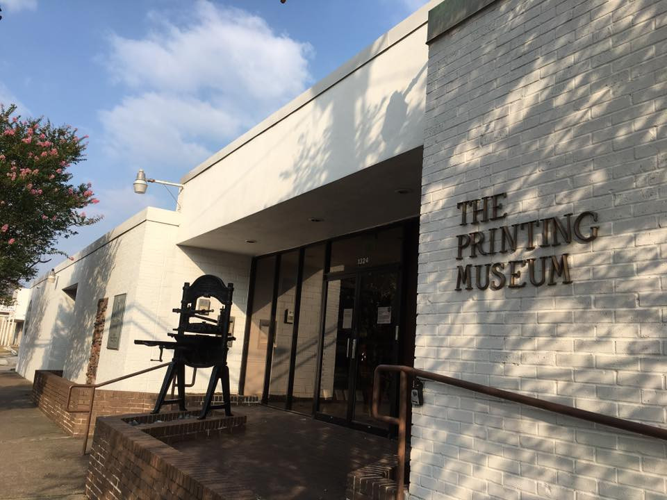 The Printing Museum, Houston, Texas