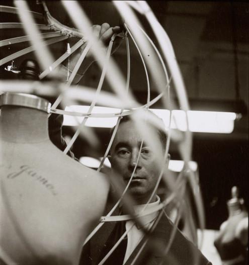 Charles James ©Vaccaro, 1952