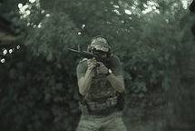 Karabinek. kbk. Broń długa. Strzelanie.
