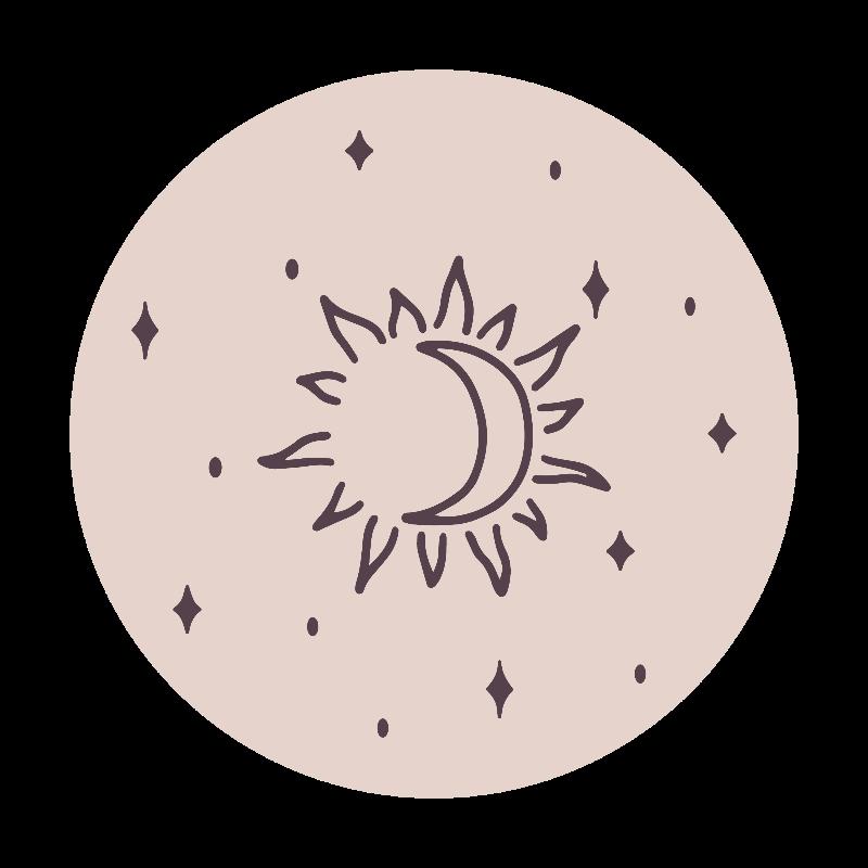 sun/moon icon