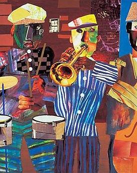 Romare Vearden - Jazz Village.jpg