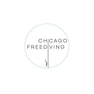 Chicago Freediving Logo Art