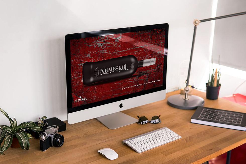 Numbskul Nation Landing Page
