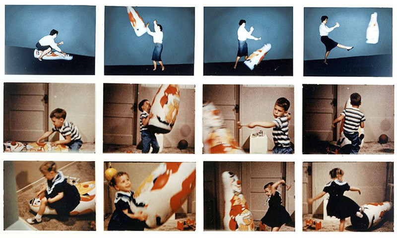 The Classic Bobo Doll Experiment