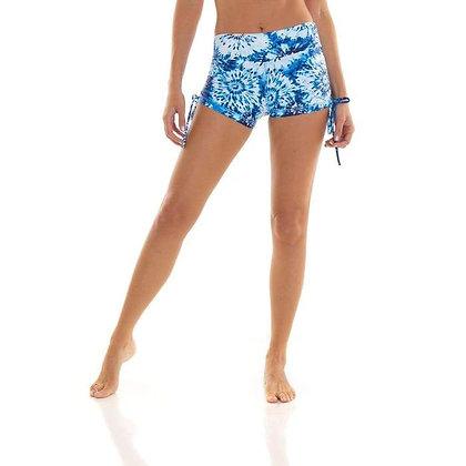 Shine Eco Shorts Blue Majik
