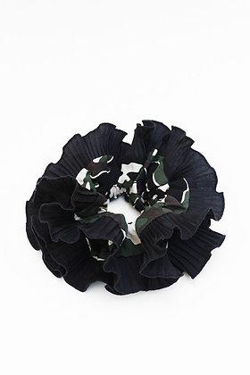 Colet Bamba Negro Camuflado