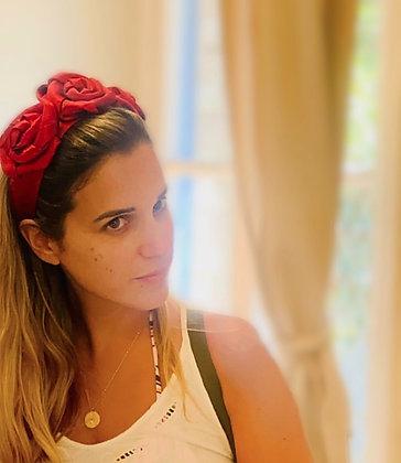 Cintillo Frida Rojo (CFRIDA-ROJO)