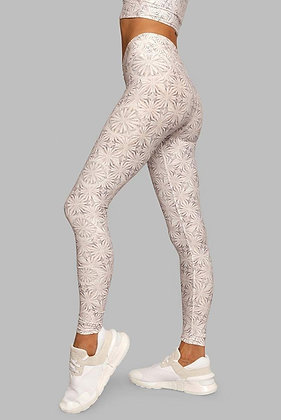 WOLVEN Ruched Crossover Legging Harmony