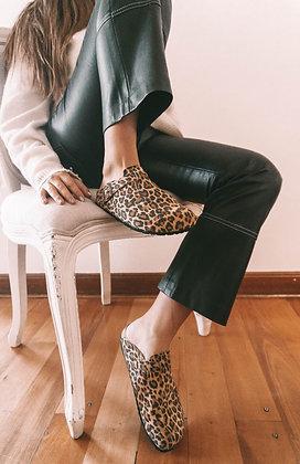 Sueco Leopardo Gamuza