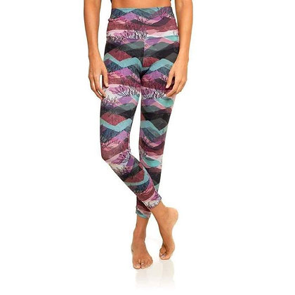 Ultra High Waist 7/8 Eco Legging Congrio Rosa