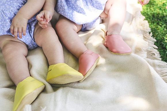 Poki amarilla rosada