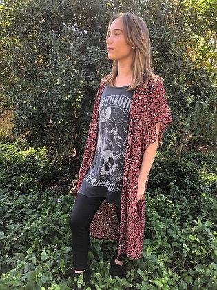 Kimono Terra Leopard (KM01J)