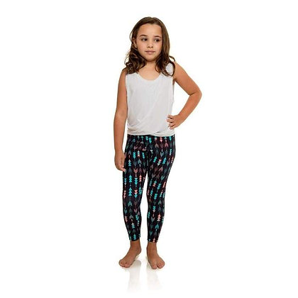 Mini Me Eco Legging Borgoña