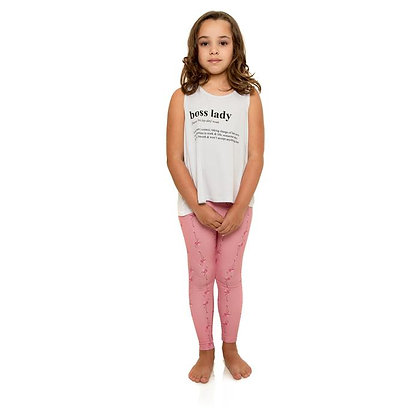 Mini Me Eco Legging Laguna Chaxa