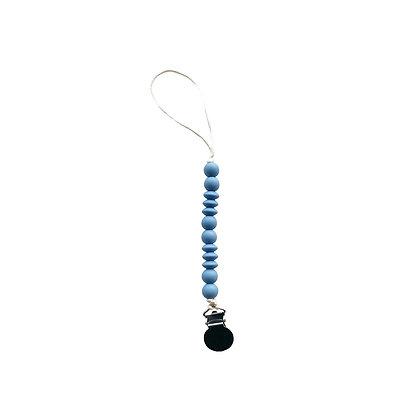 Portachupete Pelotitas - Petite Lentille BLUE