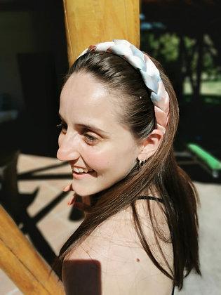 Cinitillo Trenza Carolina Blanco