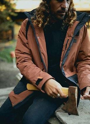 Jacket Color Block Wind Jacket