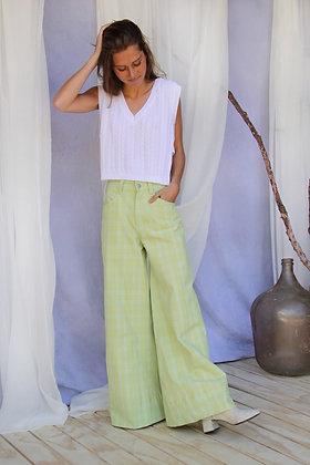 Pantalón Hortensia Verde