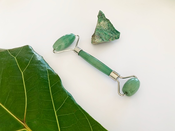 Rodillo Jade Verde